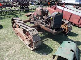 old cletrac hg crawler oliver tractors u0026 equipment pinterest