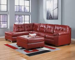 Ashley Furniture Loveseat Recliner Leather Sectionals