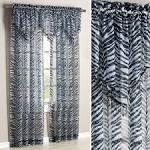 Kenya Zebra Window Treatment
