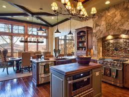 stone kitchen interior decoration ideas small design ideas