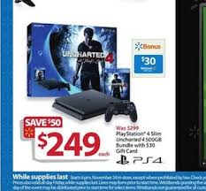 black friday deals on ps4 walmart black friday 2016 ad posted u2014 34 pages of deals on tvs