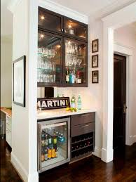 15 stylish small home bar ideas hgtv