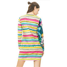 Desigual Home Decor Desigual Paisley Bloom Nightdress In Nightdresses At Seymour U0027s Home