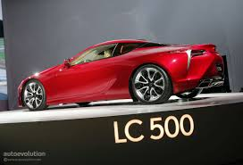 lexus coupe lc 500 the lexus lc could get f version with twin turbo v8 autoevolution