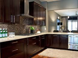 Minimalist Kitchen Cabinets by 1000 Ideas About Dark Kitchen Cabinets On Pinterest Black