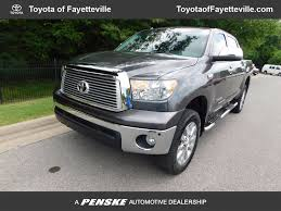 toyota ltd 2012 used toyota tundra crewmax 5 7l ffv v8 6 speed automatic ltd