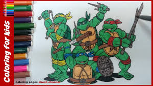 ninja turtles coloring pages coloring pages for boys from