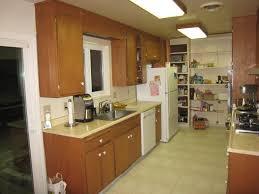 Galley Kitchen Designs Layouts by Kitchen Minimalist Corridor Walnut Creek Galley Kitchen Layout