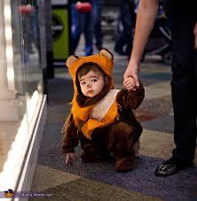 4 Month Halloween Costumes Ewok Toddler Costume Ewok Toddler Costumes Star Wars Costumes
