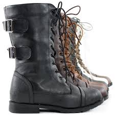 motorcycle biker boots combat boots military shoes flat heels motorcycle lace up biker