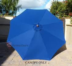 Replacement Canopy Covers by 9ft 8 Ribs Replacement Umbrella Canopy Patio Umbrella