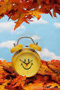 Stock Image: Fall Back TIME CHANGE