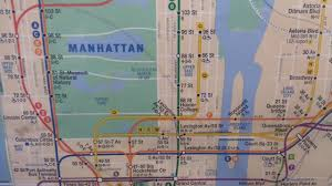 Subway Nyc Map by Mta December 2016 Subway Map Featuring The Second Avenue Subway
