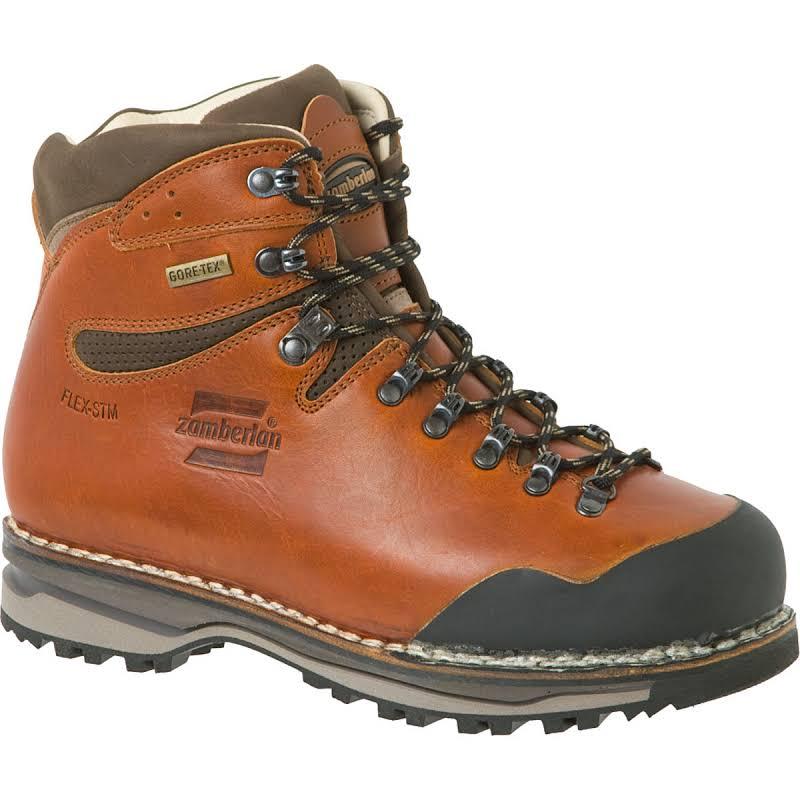 Zamberlan Tofane NW GTX RR Hiking Boots Waxed Brick Medium 10.5 1025WBM-Medium-10.5