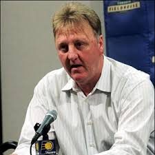 According to Mike Wells of the Indy Star, Larry Bird will not be returning as President of the Indiana Pacers. It's been speculated for months now that Bird ... - LarryBirdLeaving