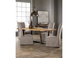 hooker furniture live edge dining table with rustic wood table top