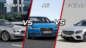 Audi 6 Series Price 2017 New Bmw 5 Series Vs Audi A6 Vs Mercedes E Class Comparison