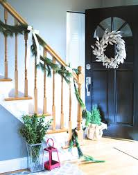 christmas home tour holiday decorating ideas lemonade style