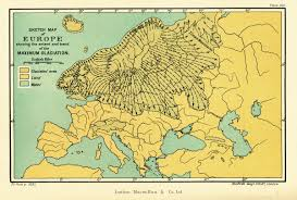 Map Of 1914 Europe by The Ice Age On Twitter