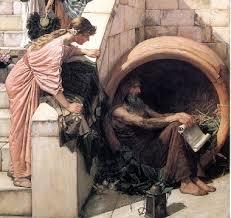 Diogenes el cínico, Frases y anecdotas