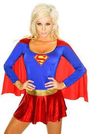 Supergirl Halloween Costume 2016 Design Fancy Cosplay Superwoman Costumes Halloween