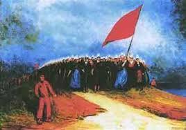 douarnenez: 1924, la grève des penn sardin dans Douarnenez, le Cap