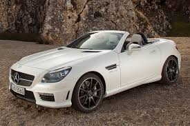2012 mercedes benz slk class information and photos zombiedrive