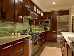 Green Tile Backsplash by Kitchen Amazing Kitchen Design With Granite Kitchen Countertops