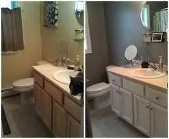 Bathroom Paint Ideas by How To Paint Old Bathroom Cabinets 31 With How To Paint Old