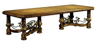 Large Dining Room Tables by Luxury High End Dining Furniture Large Dining Table