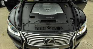 hang xe lexus tai sai gon cận cảnh sedan hạng sang lexus ls460l 2016 tại hà nội