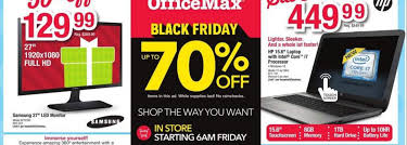 home depot black friday 2017 ad scan office depot u0026 office max black friday deals 2016 full ad scan