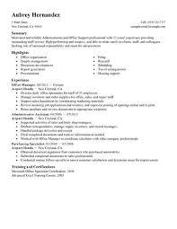 Breakupus Stunning Admin Resume Examples Admin Sample Resumes Livecareer With Fascinating Resume Outline Besides My Resume Furthermore Cna Resume With