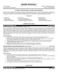 Sample Resume Management Marketing Communications
