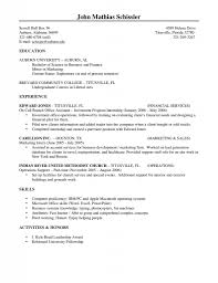 Examples Of Resumes Picture Of A Resume 17 Examples Of Resumes By Enhancv Jackie White