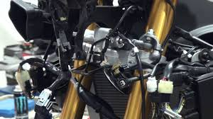 ohlins steering damper install and review on the yamaha yzf r1 stg