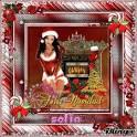 feliz navidad chicas