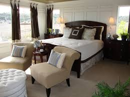 Bedroom Ideas With Blue And Brown Master Bedroom Color Ideas Together With Blue Brown Line Pattern