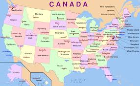 New York Map Us by Map Of Usa With The States And Capital Cities Talk And Chats All