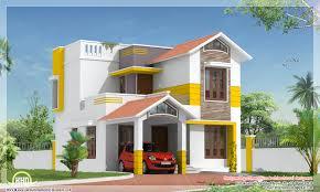 beautiful 1500 square feet villa design house design plans