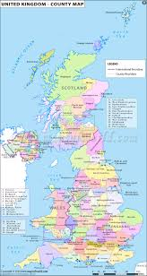 Map Of Ireland And England Uk Counties Map Counties In United Kingdom