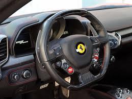 Ferrari 458 Italia Interior - 2013 hennessey ferrari 458 spider hpe700 twin turbo supercar