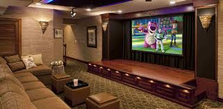 chicago home theater installation image of home cinema room design ideas using large home theater