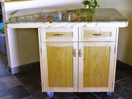 stainless steel top rolling kitchen island furniture decor trend