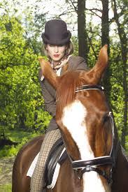 Das hier auf dem Foto ist übrigens Dieter mit Frau Dr. Wiebke Wulff, die sowohl Model als auch Tierärztin ist und sich auf Zahnpflege für Pferde ... - Herbstritt-2