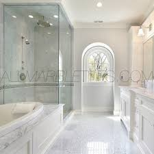 27 amazing polished marble tile for bathroom floor