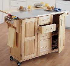 Marble Top Kitchen Island Cart by Furniture Kitchen Stainless Steel Top Wooden Kitchen Island With