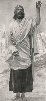 служениен пророка Осии