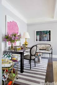 Small NYC Apartment Design Lavender Decorating Ideas - Small new york apartment design
