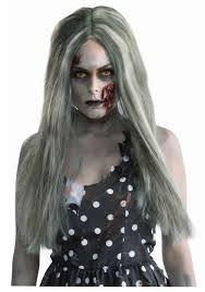 halloween costume ideas for women terrifying zombie wig halloween costumes halloween animatronics
